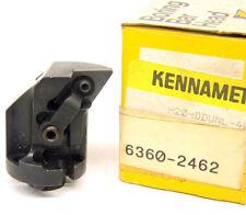 NEW SURPLUS KENNAMETAL INTERCHANGEABLE BORING HEAD H20-DDUNL4W (1036LW) DNMG-432