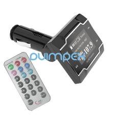 E08 KFZ Auto MP3 Player FM 199A Transmitter USB SD Micro SD Karte Audio Radio