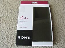 GENUINE Sony PRSA-SC3/B​C Cover for Pocket Edition (PRS-300) Black Brand New