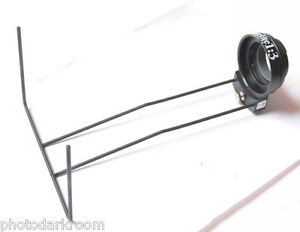 """Ikelite 1:3 Extension Tube with 8"""" Arm for Underwater Use - USED C63"""