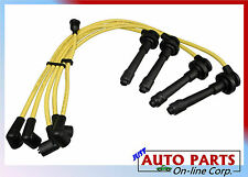SPARK PLUG WIRES SENTRA 91-99  200SX 95-98  NX 91-93 L4 1.6L GA16DE MADE IN USA