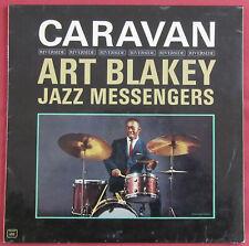 ART BLAKEY AND JAZZ MESSENGERS ORIG US LP CARAVAN  RIVERSIDE