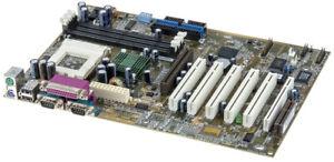 ASUS TUSL2-C SOCKET 370 SDRAM AGP PCI CNR