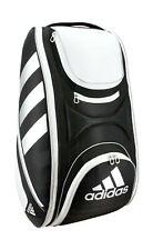 adidas Tour Tennis 12 Racquet Bag Black/White/Silver