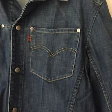 vintage mens levis engineered denim jacket