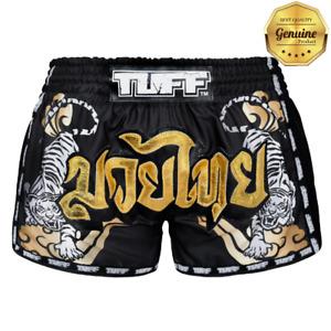MuayThai Fighting Boxing MMA RUN Yoga GymSports Shorts Trunk Boxer TwinTigerTUFF
