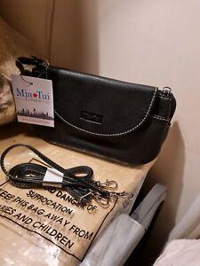 Mia Tui Black Isobel Bag Purse New With Tags
