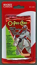 2002-03 O-Pee-Chee OPC Hockey Pack Factory Sealed 9 Cards