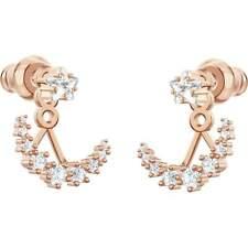 Swarovski Crystal Pené Lope Cruz MoonSun Clear Earring Jackets Rose