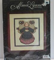 Alma Lynne Designs Summer Angel Americana Counted Cross Stitch Kit
