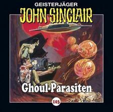 "Preisalarm! * HÖRSPIEL CD * JOHN SINCLAIR ""Ghoul-Parasiten"" 103 * NEU/OVP"