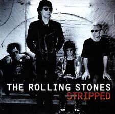 Rolling Stones Stripped (1995, #8454382) [CD]