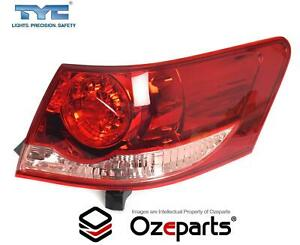 RH RHS Right Hand Tail Light Lamp (Tinted) For Toyota Aurion GSV40 2006~2009