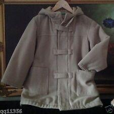 Benetton kids boys Wool jacket coat Outwear Made in Italy SIZE 8 130cm