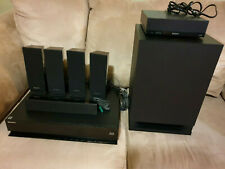 Sony BDV-E770W 5.1 Channel 1000W Blu-Ray Home Theater System speakers subwoofer