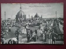 POSTCARD RP NORFOLK GREAT YARMOUTH - WELLINGTON GARDENS & PAVILION