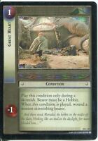 Lord Of The Rings CCG Foil Card MD 10.C107 Great Heart