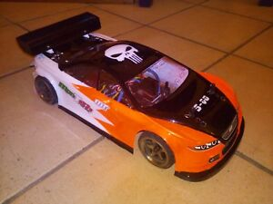 1/10 on road touring elettrica rtr
