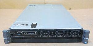 Dell PowerEdge R810 4x 8C Xeon E7-8837 2.66GHz 32 CORES half GIG Ram 2U Server