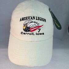 AMERICAN LEGION LOGO HAT-NEW WITH TAGS-