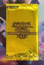 2011 Yu-Gi-Oh! World Championship European Participation Pack