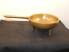 Brass Wilton Reproduction from Old Bullet Mold Ladle (12474)