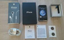 iphone 2G A1203 V1 edge première génération 1st gen 8 go +oreillette +écouteurs