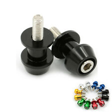 8MM Motorcycle Swingarm Sliders Spools Fit For Suzuki Bandit GSXR1000 GSXR600