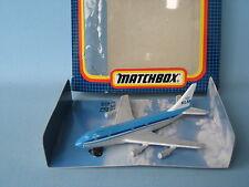 Matchbox Skybuster SB-28 A-300 Airbus Korean Air Boxed 100mm Macau Toy Model