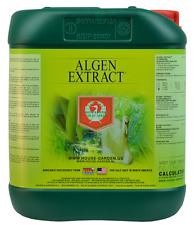 Algen Extract 5L five liter by House and Garden nutrients gallon algae