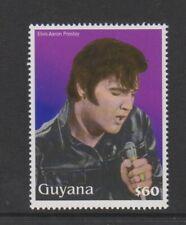Guyana - 2002, $60 Death Anniversary of Elvis Presley stamp - MNH - SG 6335