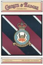 ROYAL AIR FORCE ( RAF ) 56 FIGHTER SQUADRON POSTCARD ( CRESTS & BADGES SERIES )