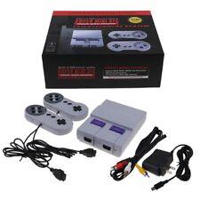 Super NES SNES Mini Edition Games Console W/ 400 Classic Nintendo Games 2018 US