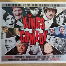 3CD NEW - KINGS OF COMEDY - Music 3x CD Album - Cooper Sellers Wisdom Milligan