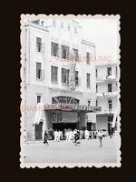 1940's Victoria Oriental Theater Cinema Movie Hong Kong Photograph 香港旧照片 #2979
