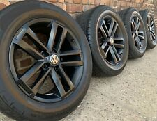 4X GENUINE VW 19"