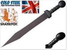 COLD STEEL ROMAN GLADIUS SHORT SWORD GLADIATOR MACHETE MACHETTE & SHEATH  KNIFE
