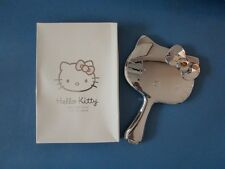 HELLO KITTY authentic SANRIO x SEPHORA Limited Edition Hand Held Mirror Silver