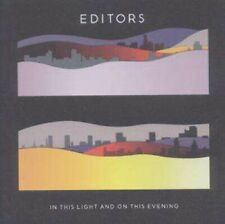 Editors - In This Light And On This Evening - Pias Recor 39214842 - (CD / Titel