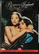 Romeo and Juliet (DVD, 2000, Sensormatic) New