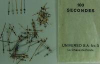 Vintage Chronograph ,Tissot ,val.  Sec. Hands Assortm.Swiss Made 100pc.NOS