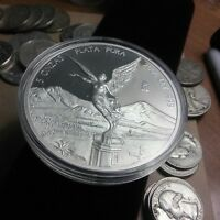 Mexican Libertad .999 Silver 2006 5 oz PROOF! RARE! Only 700 Minted! Collectors!