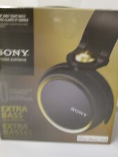 Brand New MDRXB600ip Sony MDR-XB600IP Headphones for Apple iPod/iPhone/Pad w/Mic