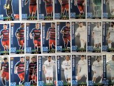 Real Madrid Football Trading Cards Match Attax Game
