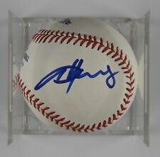 Angus Young AC/DC Autograph Signed Baseball JSA COA