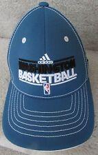 NBA Washington Wizards Baseball Youth Hat Cap OSFA by Adidas Blue EUC