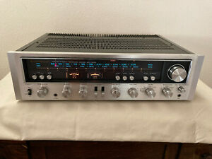 Vintage Kenwood KR-7600 Stereo Receiver - tested and working