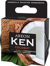 Areon KEN COCONUT Air freshener luxury perfume for your car