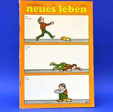DDR Neues Leben 6 1983 Fußballoberliga Richard Claydermann Terence Hill Ludwig L