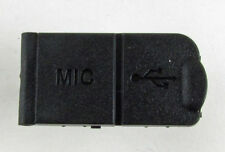 Nikon D7100/D7200 USB/MIC Connector Rubber Cover NEW OEM. 1K685-480